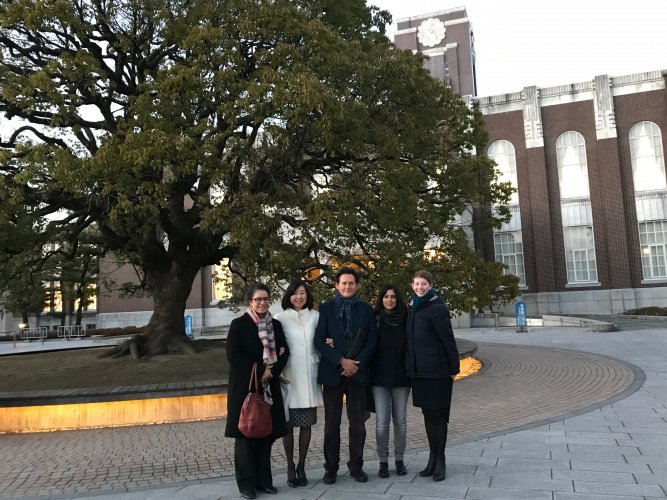 2017.12.16 – 12.17 International Workshop with TEPSIS in Kyoto